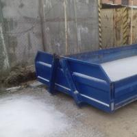 menší kontejner vhodný pro přistavení